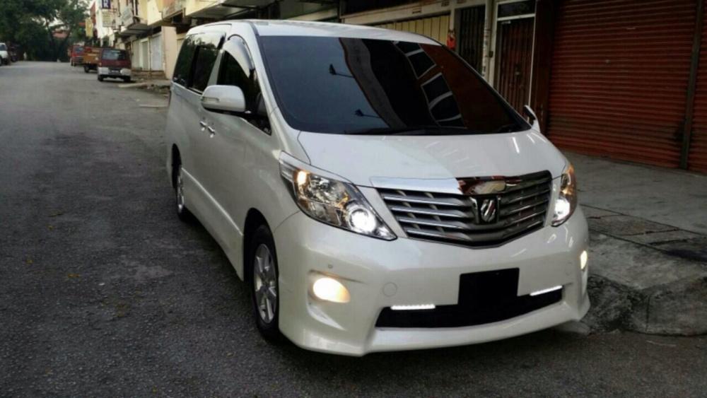 Kereta Sewa MPV/SUV/Luxury Car/Vellfire/Alphard/Merc/BMW/Audi/Range Rover / Car for Rent/ MPV for Rent (6/6)
