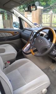 JNR steering