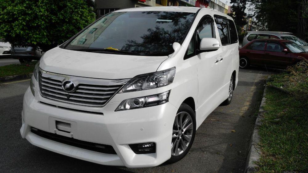 MPV Alphard/Vellfire/Starex for Rental 24 hrs RM300/day +60146309976 (5/6)