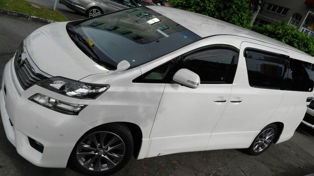MPV Alphard/Vellfire/Starex for Rental 24 hrs RM300/day +60146309976 (2/6)